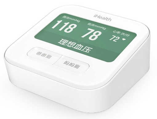 Тонометр Xiaomi iHealth version 2
