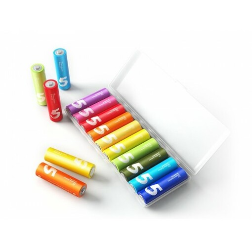 Батарейки Xiaomi Zi5 AA Batteries (10 шт.)